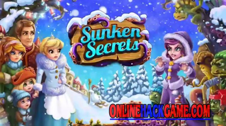Sunken Secrets Hack Cheats Unlimited Pearls