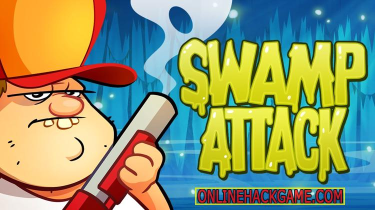 Swamp Attack Hack Cheats Unlimited Coins