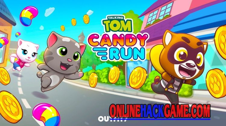Talking Tom Candy Run Hack Cheats Unlimited Diamonds