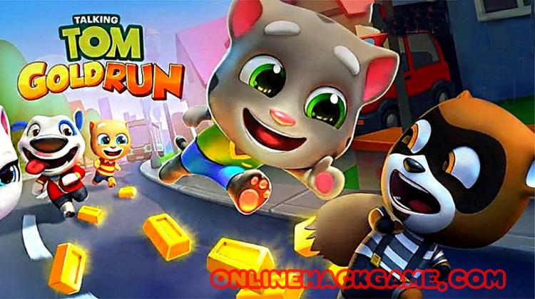 Talking Tom Gold Run Hack Cheats Unlimited Dynamite