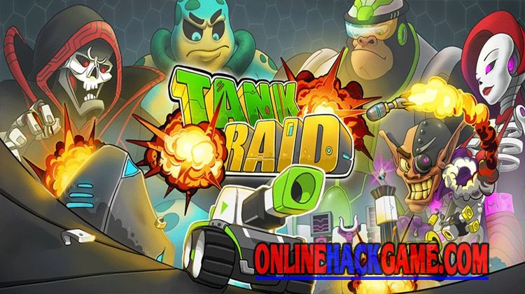 Tank Raid Online Hack Cheats Unlimited Gems