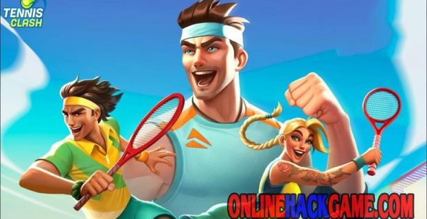 Tennis Clash Hack Cheats Unlimited Gems