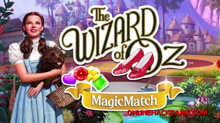 The Wizard Of Oz Magic Match 3 Hack Cheats Unlimited Gold