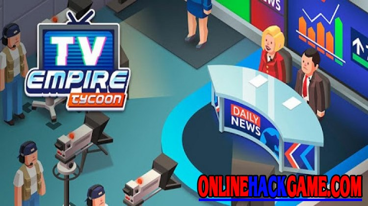 TV Empire Tycoon - Idle Management Game Hack Cheats Unlimited Cash