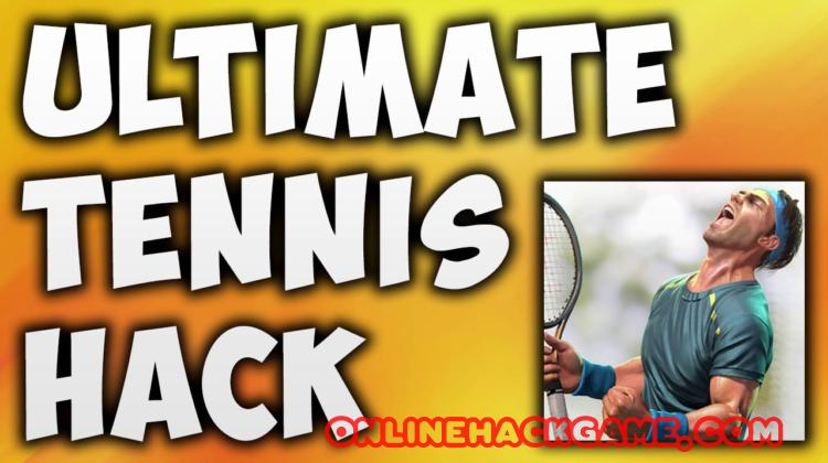 Ultimate Tennis Hack Cheats Unlimited Coins