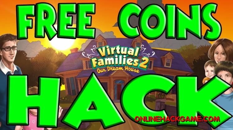 Virtual Families 2 Hack Cheats Unlimited Coins