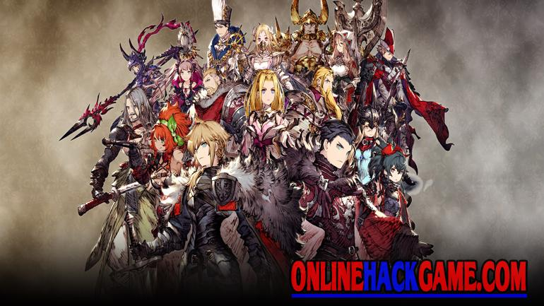 WAR OF THE VISIONS FFBE Hack Cheats Unlimited Visiore