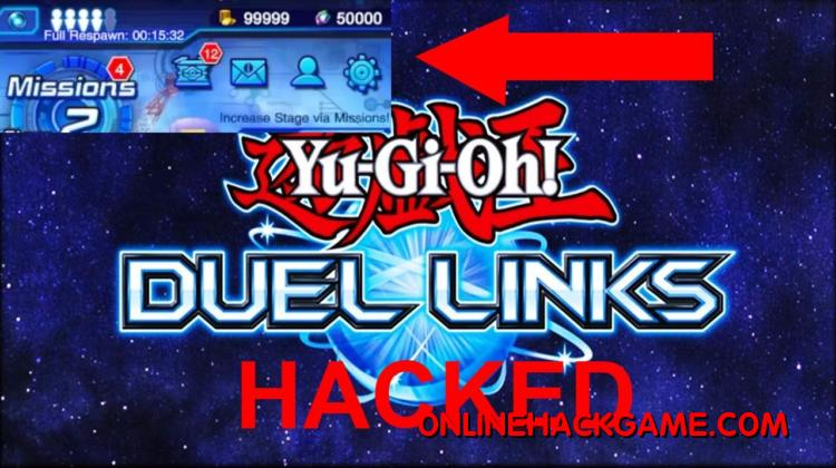 Yu Gi Oh Duel Links Hack Cheats Unlimited Gems